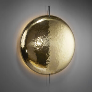 Luminaire en laiton